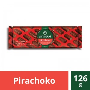 Wafer Pirachoko Piraquê 126g