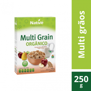 Multi Grain Native Orgânico 250g