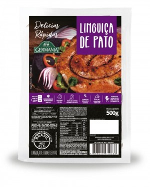 Linguiça de Pato Villa Germania 500g