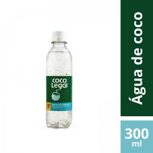 Água de Coco Coco Legal 300ml