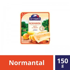 Queijo Normantal Ile De France Fatiado 150g
