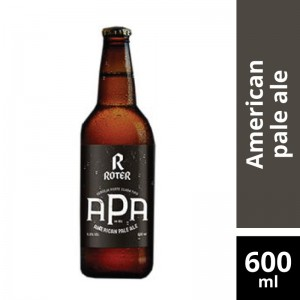 Cerveja Roter American Pale Ale 600ml