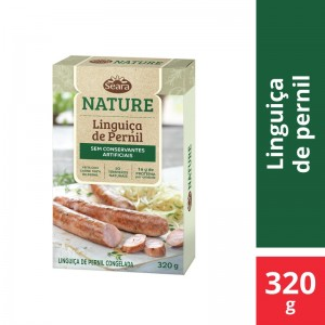 Linguiça de Pernil Seara Nature 320g