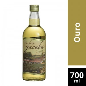 Aguardente Jacuba Ouro 750ml