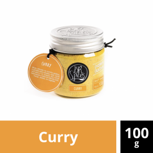Tempero Curry Br Spices 100g