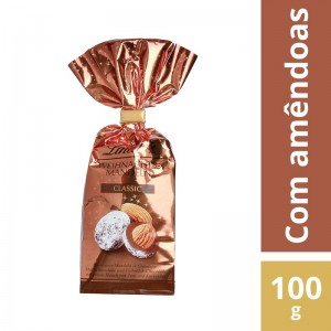 Chocolate Almonds In Chocolate Lindt 100g