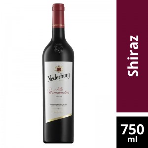 Vinho Nederburg Winemasters Shiraz 750ml