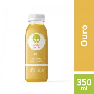 Suco Greenpeople Ouro 350ml
