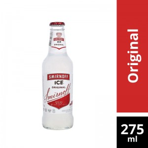 Vodka Smirnoff Ice Triple 275ml