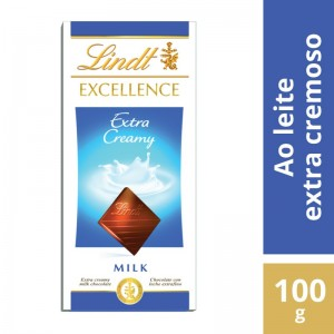 Chocolate Lindt Excellence Milk Chocolate 100g