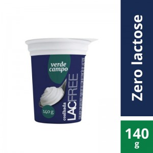 Coalhada Verde Campo Lacfree 140g