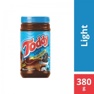 Achocolatado Toddy Light 380g