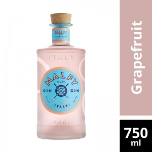 Gin Malfy Rosa Grapefruit 750ml
