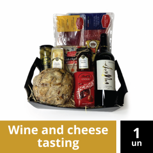 Cesta Wine and Cheese Tasting