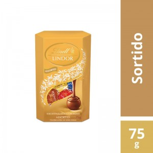 Chocolate Lindt Assorted Balls 75g