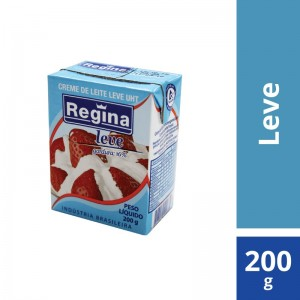 Creme de Leite Regina Light 200ml