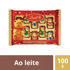 Chocolate Lindt Bear Friends 100g