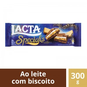 Chocolate Lacta Chocobiscuit 300g