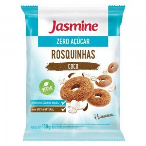 Rosquinha Light Jasmine Coco 150g