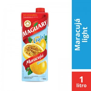Suco Maguary Light Maracujá 1L