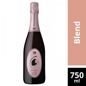 Espumante 3B Extra Brut Rose 750ml
