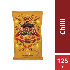 Tortilha Chips Picante Frontera 125g