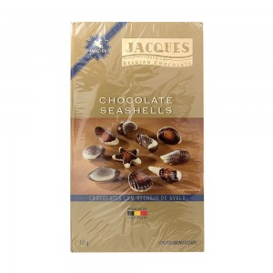 Chocolate Jacques Pralines 125g