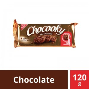 Biscoito Chocooky Chocolate 120g