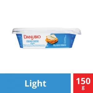 Cream Cheese Danubio 150g Light