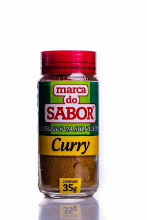 Curry Marca Do Sabor 35g