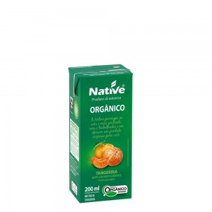 Néctar de Tangerina Native 200ml