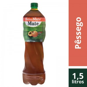 Mate Rei Do Mate Pêssego 1,5L