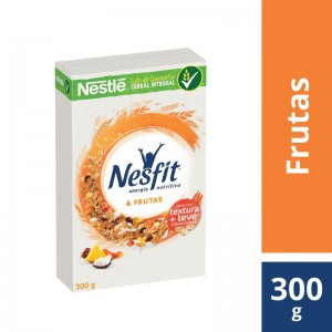 Cereal Nestle Nesfit Mix Frutas 300g