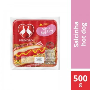 Salsicha Hot Dog Perdigão 500g