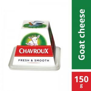 Queijo Chavroux Goat Cheese 150g