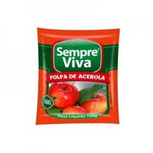 Polpa de Fruta Acerola 100 gr