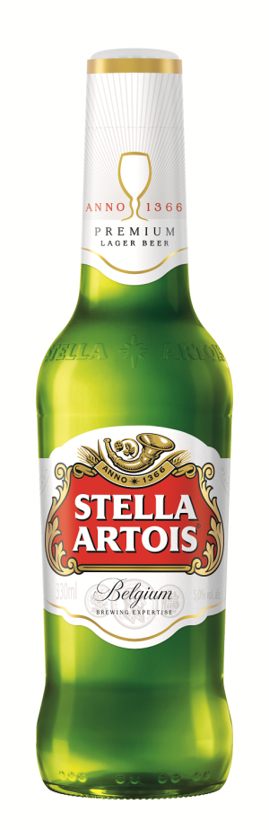 Stella Artois Long Neck 330ml