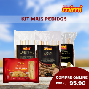 Kit Mais Pedido