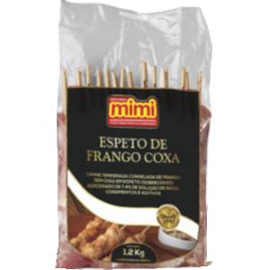 Espeto Frango Coxa 1.2kg