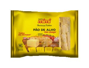 Pão de Alho com Queijo Pacote 280g