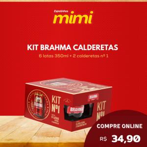 Kit Brahma Calderetas