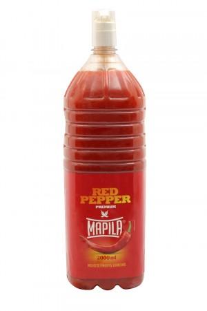 Molho de pimenta Red Pepper Premium - 2000ml