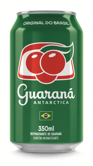 Guaraná Antarctica Lata 350ml