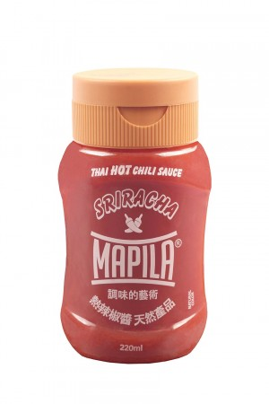 Molho de pimenta tailandês SRIRACHA - 220 ml