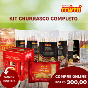 Kit Churrasco Completo