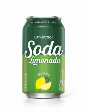 Soda Antarctica Lata 350ml
