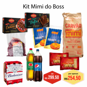 Kit Mimi do Boss