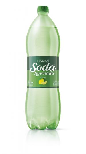 Soda Antarctica Garrafa Pet 2L