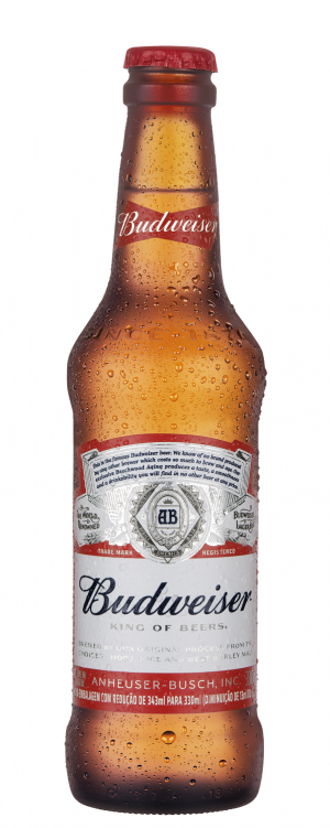 Budweiser Long Neck 330ml