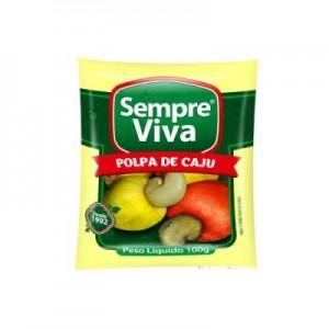 Polpa de Fruta Caju 100 gr